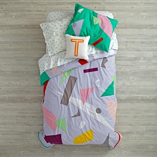 Art Collage Girls Bedding