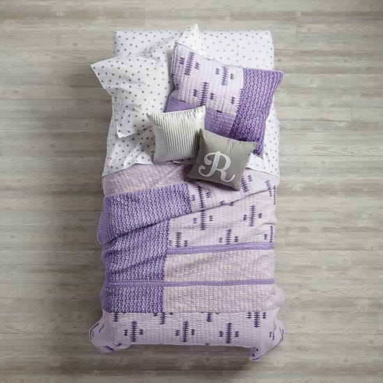 Handblocked Girls Bedding