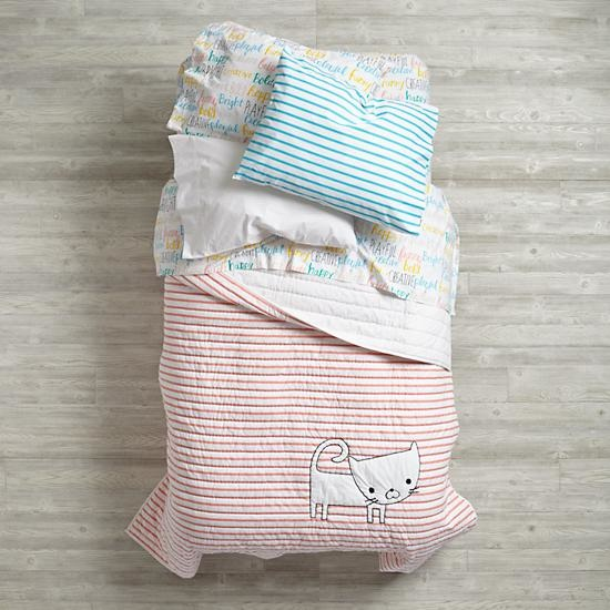Early Edition Cat Girls Bedding