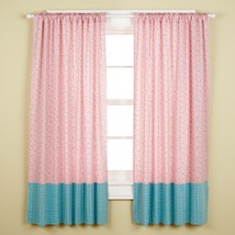 LAND OF NOD KIDS CURTAINS
