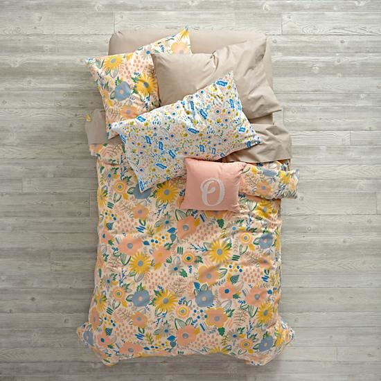 Floral Rush Girls Bedding