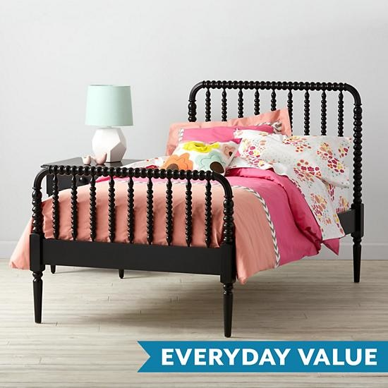 Black Jenny Kids Bed