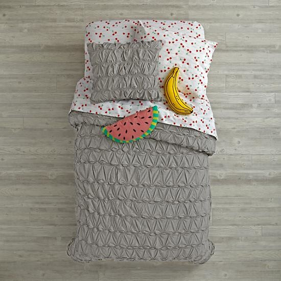 Cherry On Top Girls Bedding
