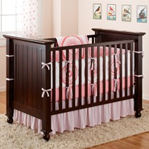 LAND OF NOD BABY CRIBS