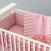 LAND OF NOD CRIB BEDDING