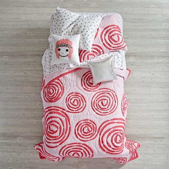 Corsage Girls Bedding