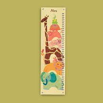 LAND OF NOD KIDS GROWTH CHARTS