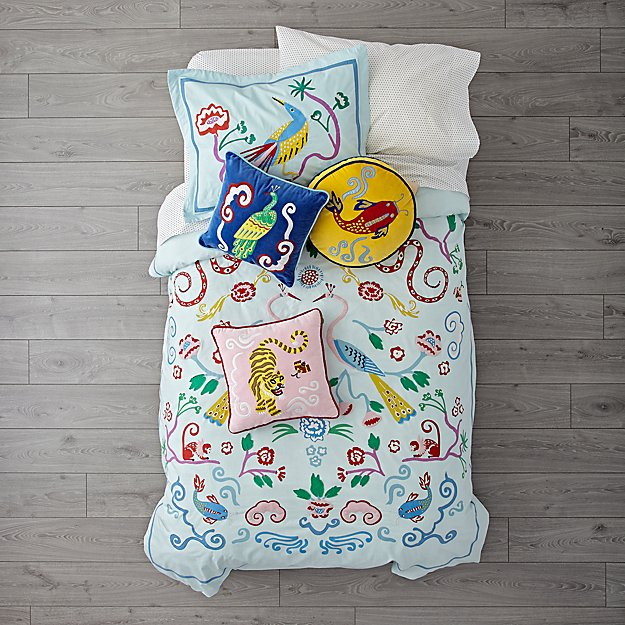 Cherry Blossom Girls Bedding