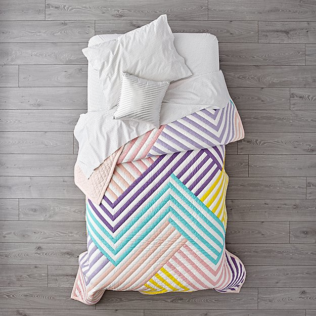 Ahmaze Pastel Girls Bedding